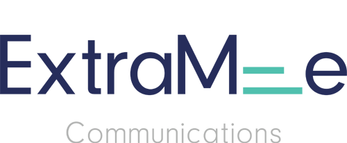 ExtraMile Communications Logo